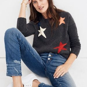 Starry Night Pullover Sweater